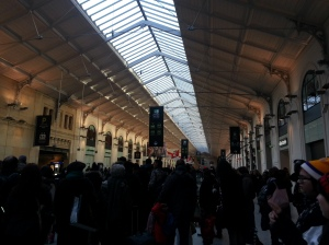 Saint Lazare Station