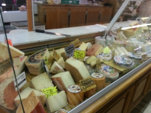 Specialty cheeses for miles