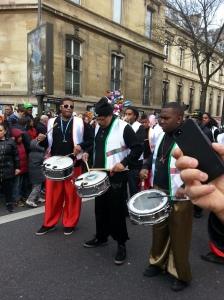 Drumline of Carnaval
